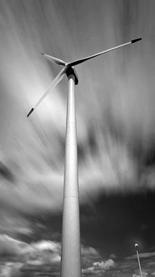Energie durch Wind