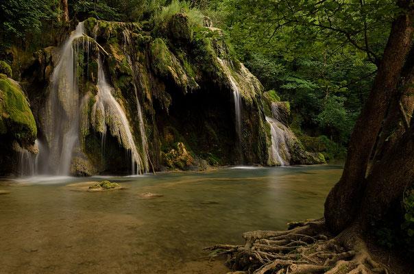 Cascades des Tufs - Franche Comté - Jura
