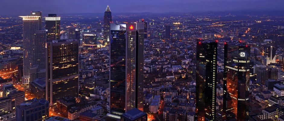Bankenviertel - Frankfurt am Main