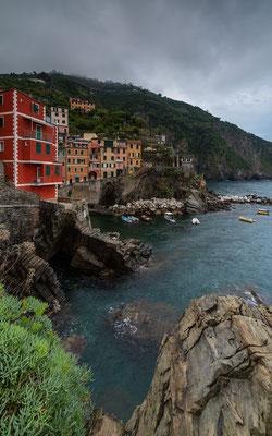 Riomaggiore - Cinque Terre - Ligurien
