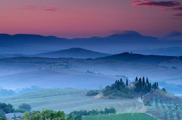 Val d´Orcia - Toskana