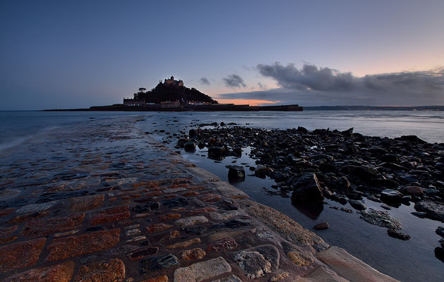 St. Michael`s Mount