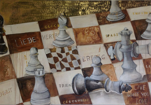 chess of life, 130x90