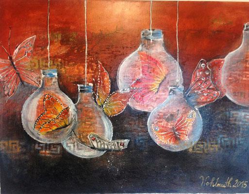 butterflies in bulbs, 125x95