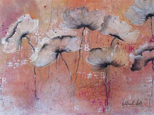 8weiße Blüten,