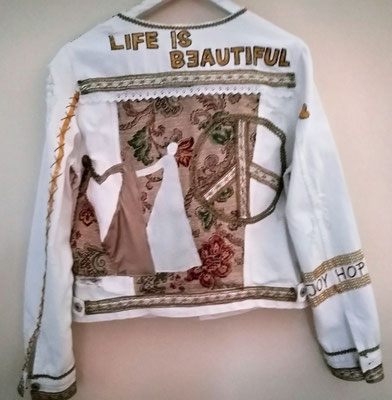 """Life is beautiful"",  M 16"