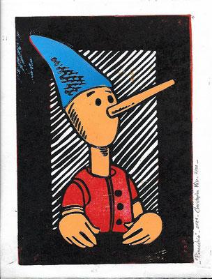 """""""Pinocchio"""" 2021"""