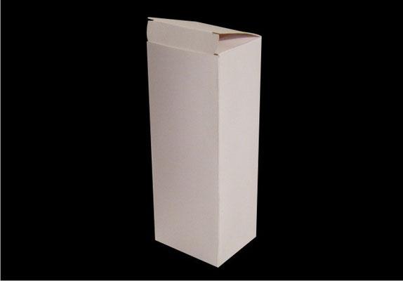 14.- Caja sencilla de doble tapa.