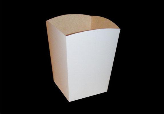 11.- Caja para palomitas