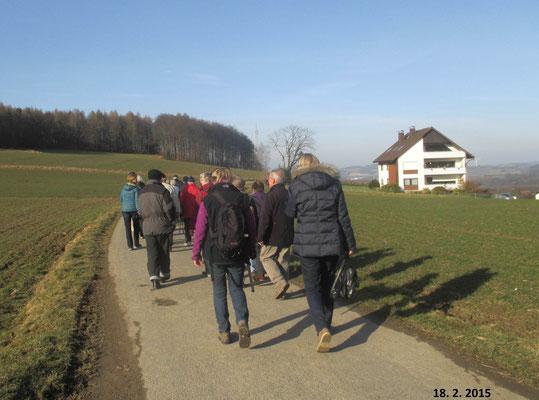 Langenbergstr. - Wüstener Krug
