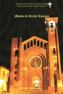 Mostra di arredi liturgici