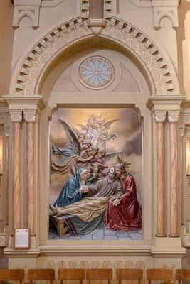 Cappella del transito di San Giuseppe