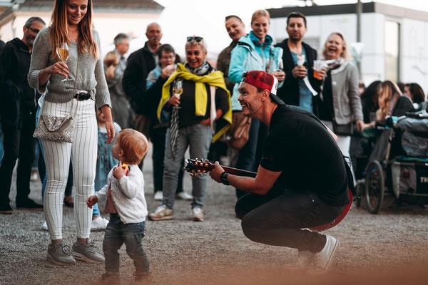 wie lieben unsere kleinen Fans...