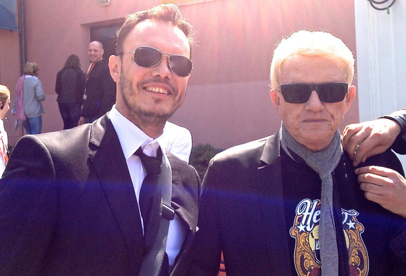 Damian & Heino