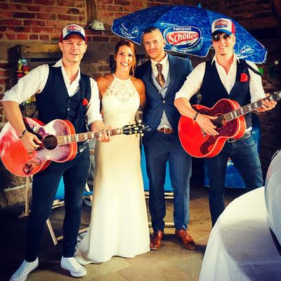 Hochzeitsmusik Band