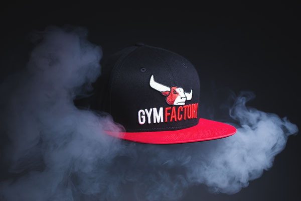 Merch Snapback von Gym Factory