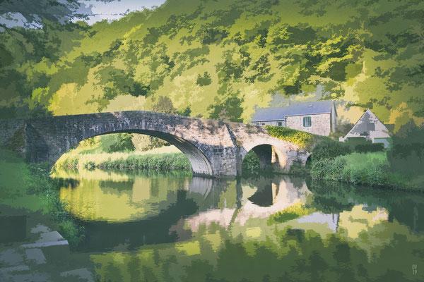 Le pont de Léhon