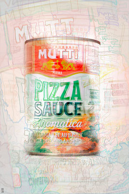 Mutti's sauce can