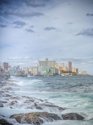 Atlantik vor Havanna