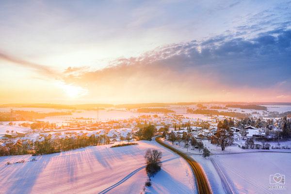 Hayingen im Winter II