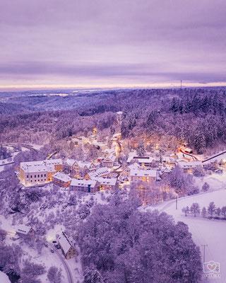 Mariaberg im Winter II