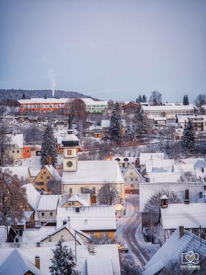 Mägerkingen im Winter II