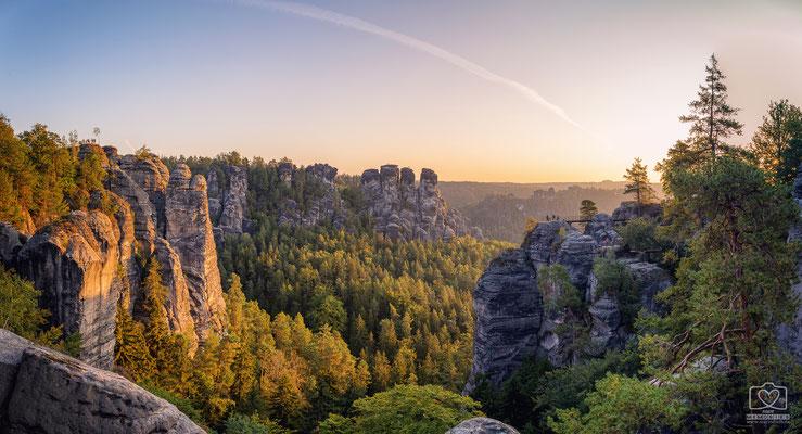 Bastei, Elb-Sandsteingebirge