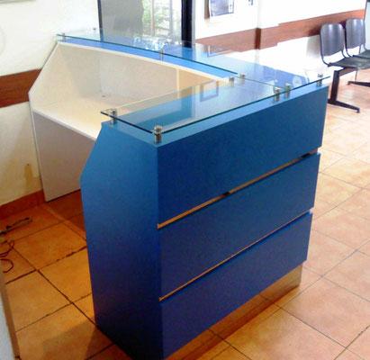 Mueble Recepción Bau2