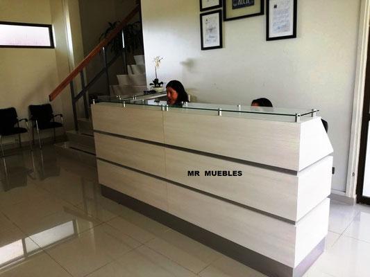 Mueble Recepción Alca3