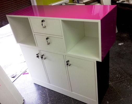Mueble Recepción caja maría jesus3