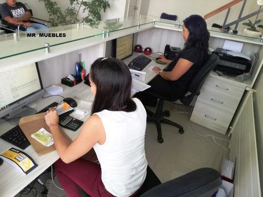 Mueble Recepción Alca4
