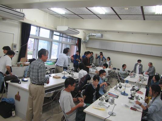ハぺ学会沖縄大会の様子2 November2016