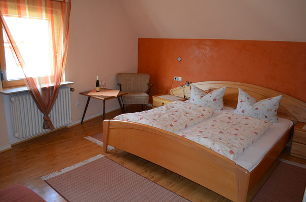 Gute Matrazen und große Betten erlauben einen angenehmen Schlaf.