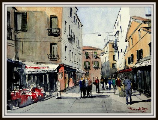 Cannareggio, Venezia, Italy
