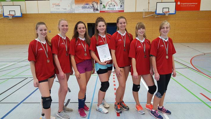Gymnasium Olbernhau - Platz 2 - WK II