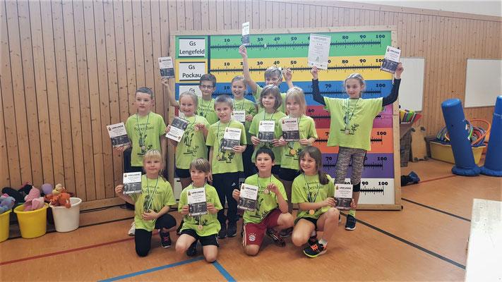 Sieger Vorrunde 2 - GS Pobershau