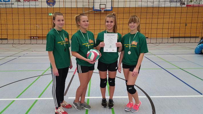 Gymnasium Olbernhau - Platz 2 - WK III