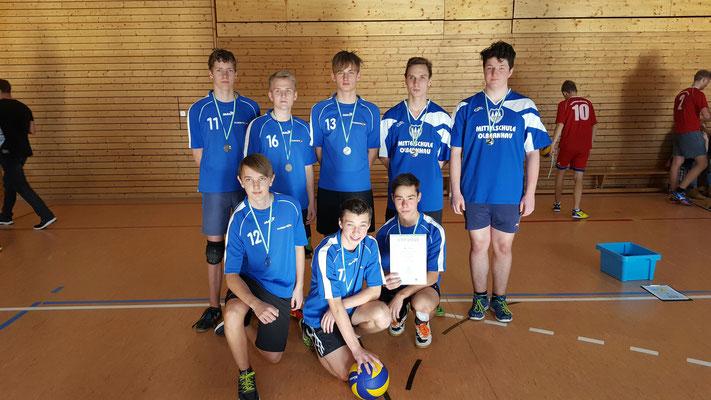 Platz 2 - WK II - Oberschule Olbernhau