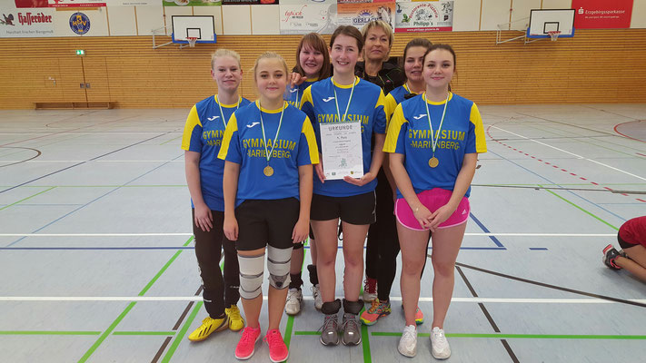 Gymnasium Marienberg - Platz 1  - WK II