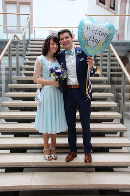 Eigenes Hochzeitskleid :)