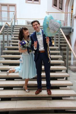 Unsere Hochzeit am 20.02.2020