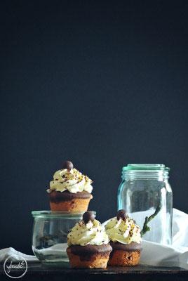 Cupcakes á la Donauwelle