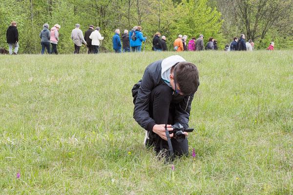 Auch der jüngste Teilnehmer, Henrik, war begeistert