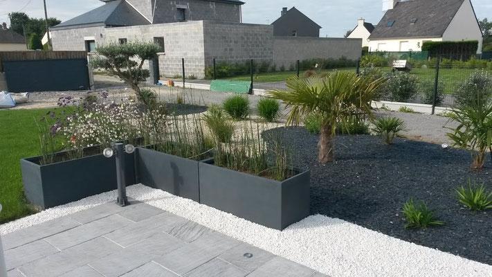 cr ation de jardins foug res 35 jerome denoual paysagiste. Black Bedroom Furniture Sets. Home Design Ideas