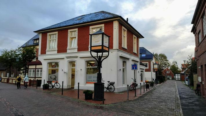 in der Stadt Borkum