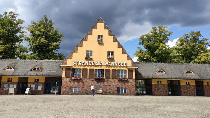 historisches Strandbad Wannsee