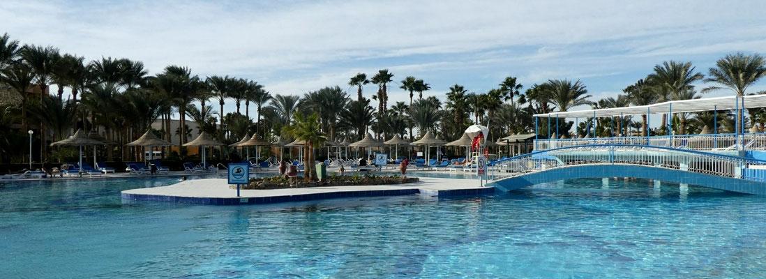 """""""Giftun Azur Resort"""" - 2019 - Pool"""