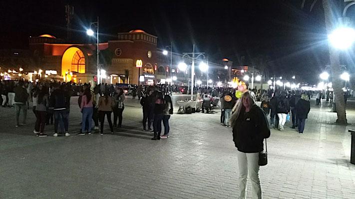 Nachtleben in Hurghada 2019