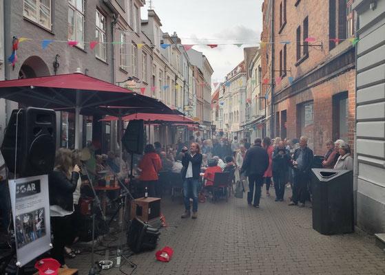 Straßenfest 2019 - Pfaffenstraße, Glockengießerstraße