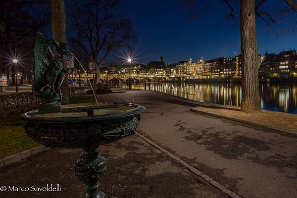 Rheinpromenade Basel